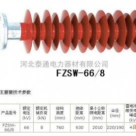 FZSW-72.5/8复合支柱绝缘子厂
