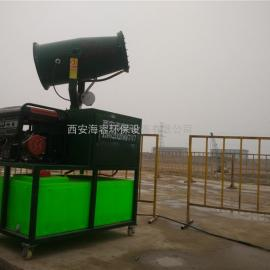 陕西西安雾炮喷雾机