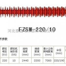 FZSW-252/5复合支柱绝缘子厂