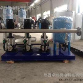 陕西榆林高层楼变频供水设备