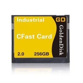 云存固态硬盘厂家批发CFAST 2.0 256GB固态硬盘
