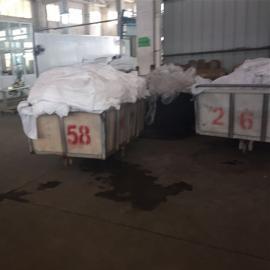 江门800L纺织桶带铁架方形元宝桶颜料调浆桶厂家直销