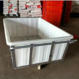 梅州K800L塑料方箱农业种子催芽桶施肥桶厂家直销