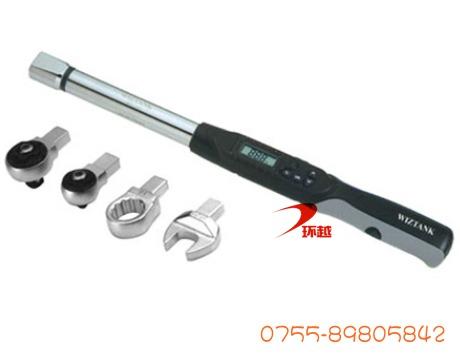 数显扭力扳手WEC4-340AN台湾WIZTANK威力克