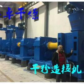DH360干法造粒机 日产48吨 中型产量适用