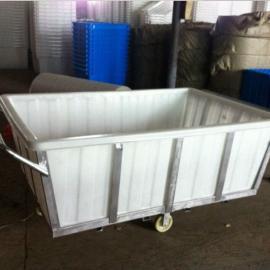 惠州纺织厂专用塑料牛筋桶推布桶元宝桶图片
