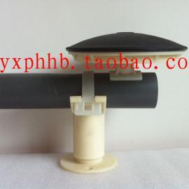 Φ215mm橡胶盘式膜片微孔曝气头 曝气器