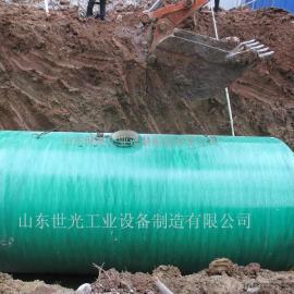 山东地区长期供应-自动一体化预制泵站、