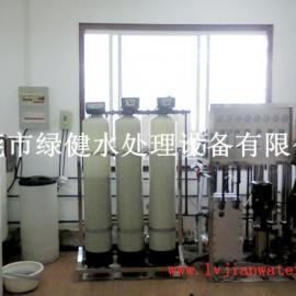 edi超纯水处理设备 二级反渗透+EDI高纯水设备