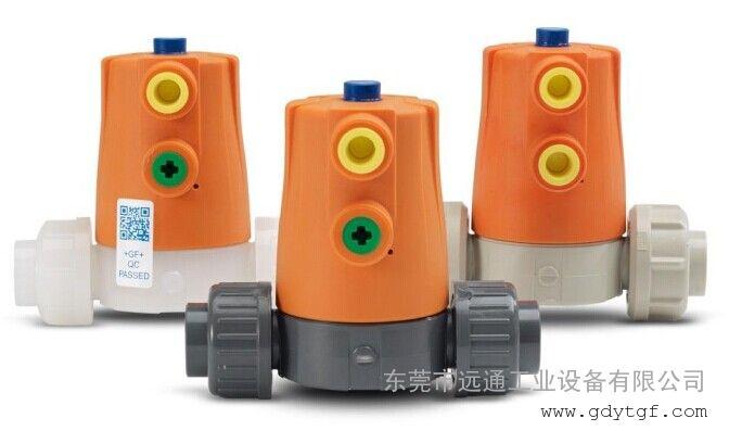 远通 气动隔膜阀 +GF+604/605隔膜阀