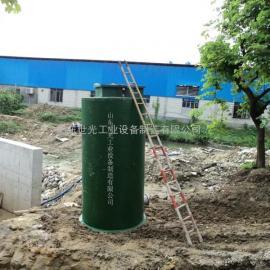 全国长期供应-地埋式预制泵站、一体化预制泵站