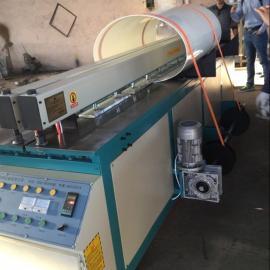 胶州批量专业生产PP塑料碰焊机|PP塑料折弯机