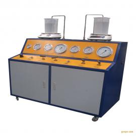 气瓶内测法水压试验台/机