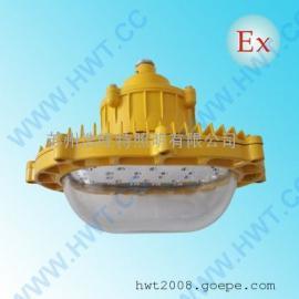 内场强光防爆LED灯70W,壁挂式内场LED防爆泛光灯