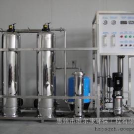 惠州净水处理工程反渗透工艺