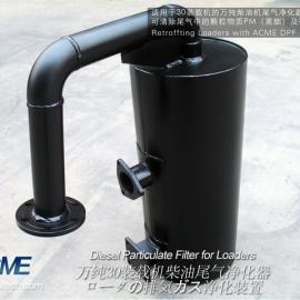 订制柴油机净化设备 单缸机尾气净化[干法 程控] 经济高效