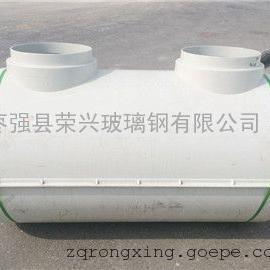 SMC模压玻璃钢化粪池