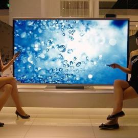 上海100寸四倍超高清LED显示器液晶电视/液晶监视器