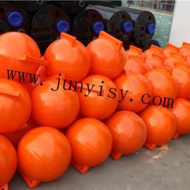 直径1米海上浮球 80公分海上浮球 PE海上浮球加工