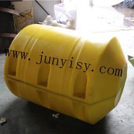 高密度聚乙烯滚塑浮体 海水级专用浮体 发泡浮球 海上浮漂