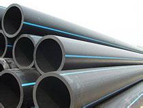 汉台区长期生产PE给水管、自来水供水管道