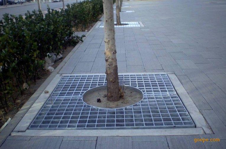 游泳池喷泉格栅盖板@室外花架玻璃钢格栅@街道树池拼接格栅