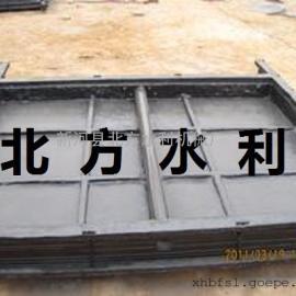 方形平板铸铁闸门、铸铁闸门生产厂家
