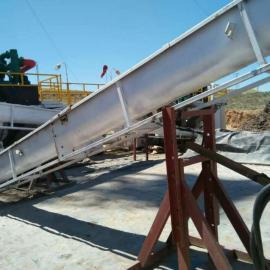 泥浆不落地LS-300绞龙设备,螺旋输送机,久运机械专业制造