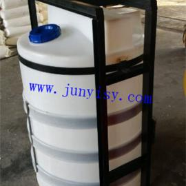 耐酸碱搅拌罐 带搅拌机塑料罐 药剂搅拌罐