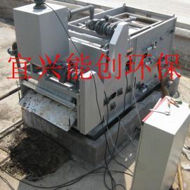 带式浓缩污泥压滤一体机