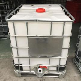 供应1000LIB集装桶500L涂料运输桶食品级鱼草共生组装桶