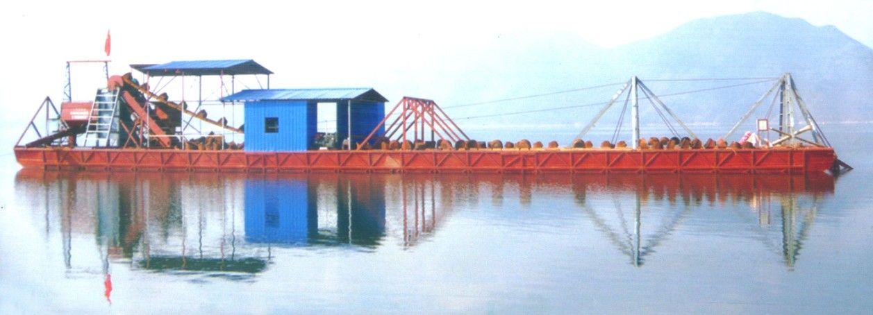 东北挖沙船,辽宁挖沙设备