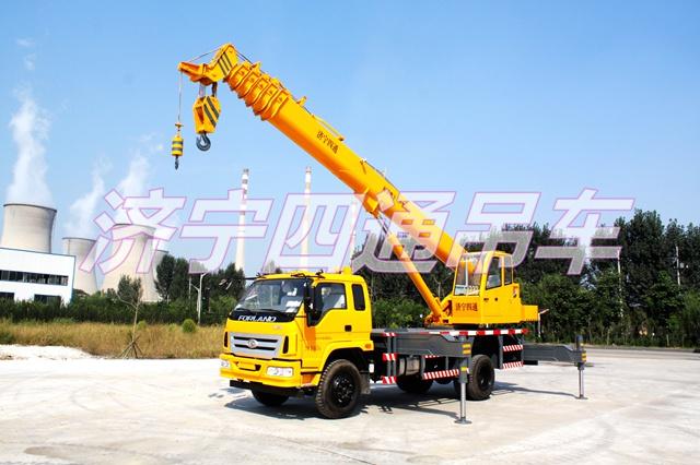 16吨汽车吊 小吊车价格 汽车起重机