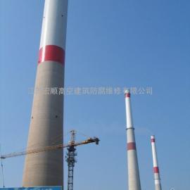 肇庆市电厂炉架除锈防腐,电视塔防腐,厂房钢架防腐