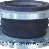 上海久静减震器 橡胶软接头 可曲挠橡胶接头
