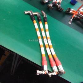 浙江新能源加工设备 30T端子机 液压铆压机 单粒端子机 铆接机