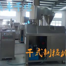 盐专用干式制粒机 盐造粒机 成品率高 鼎卓优质供应