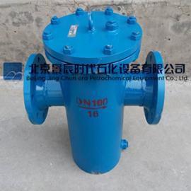 SBL蓝式排污过滤器 工矿污水篮式过滤器 管道篮式过滤器