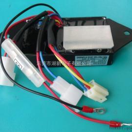 久保田J106发电机电压调节器AVR稳压器J106