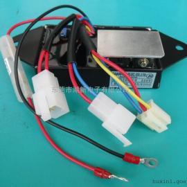 久保田J108发电机电压调节器AVR稳压器J108自动调压器