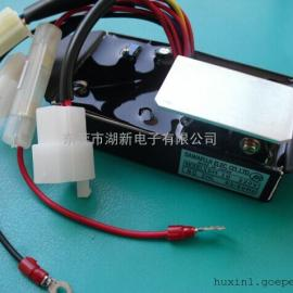 久保田J112发电机电压调节器AVR稳压器J112自动调压器