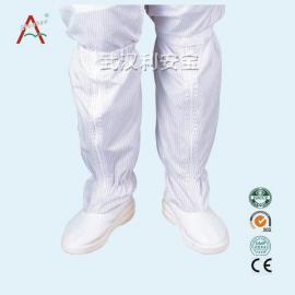 耐高温高筒防静电工作鞋