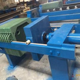 供应高效压滤机 传福压滤机厂家直销自动拉板板框压滤机