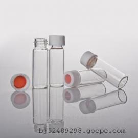 透明窄口瓶5001系列 配PTFE/硅胶垫