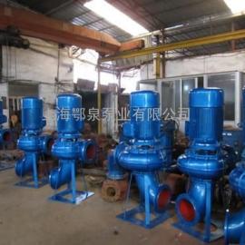 LW型直立式管道排污泵