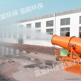 雾炮机/环保绿化喷雾喷药/远程喷雾效果好