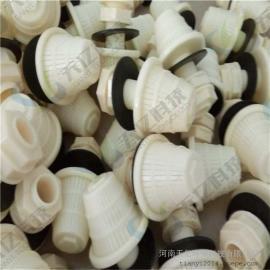 滤池专用滤头滤帽、塔形排水帽生产厂家