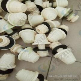 广西0.25T排水帽厂家、压力式滤罐用abs水帽