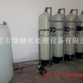 离子交换水处理系统 离子交换树脂设备 离子交换器