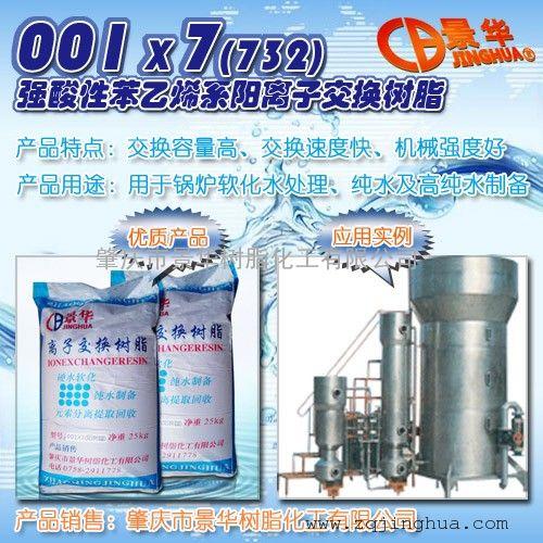 滤芯树脂 阳离子交换树脂